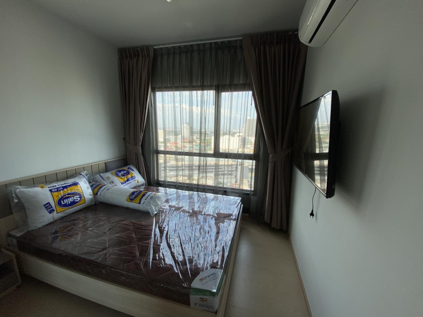 ภาพคอนโดให้เช่า เดอะทรี สุขุมวิท 71-เอกมัย  ซอย ปรีดี พนมยงค์ 49  สวนหลวง แขวงสวนหลวง 1 ห้องนอน พร้อมอยู่ ราคาถูก