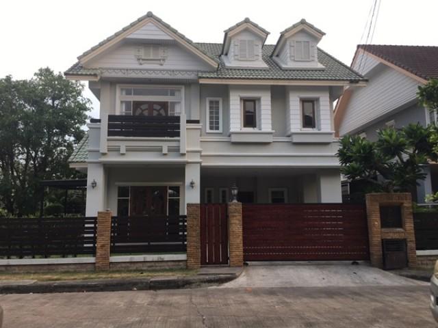 ให้เช่า 30000/เดือน บ้านเดี่ยว รามคำแหง มีนบุรี