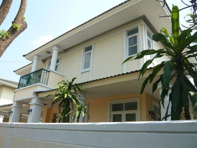 PL16 ขายบ้านเดี่ยว 2ชั้น หมู่บ้านลาดพร้าว 1 ซ.โยธินพัฒนา 11.เลียบด่วนเอกมัย-รามอินทรา แขวง คลองจั่น เขตบางกะปิ  เหมาะซื้ออยู่อาศัย
