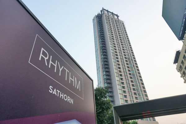 ภาพให้เช่า RHYTHM Sathorn21 (คอนโด ริทึ่ม สาทร 21) ตึก N ห่าง BTS ตากสิน 700 เมตร  ราคาถูก