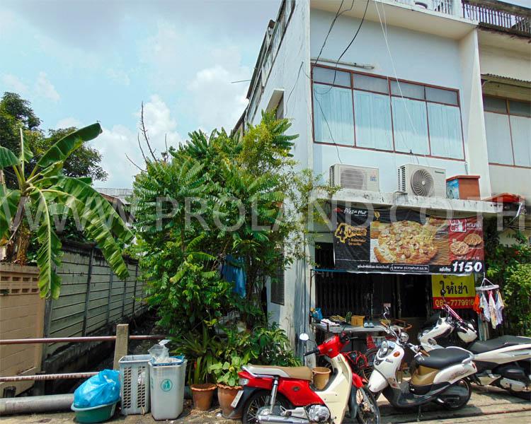 ภาพขายอาคาร ซ.พาณิชธน 11 ต่อเติมเต็ม  ใกล้ BTS จรัญฯ13