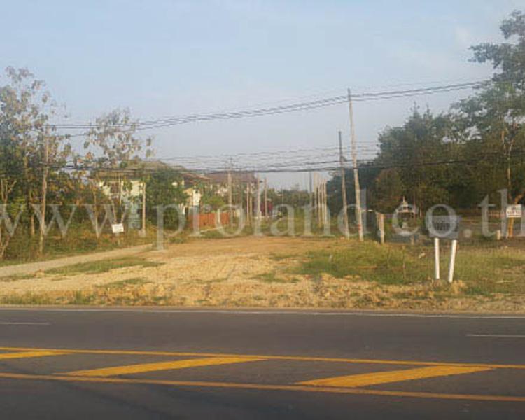 ภาพขายที่ดินเปล่า 239 ตรว. อ.ศรีสัชนาลัย สุโขทัยติดถนนใหญ่ ใกล้มุกดา รีสอร์ท