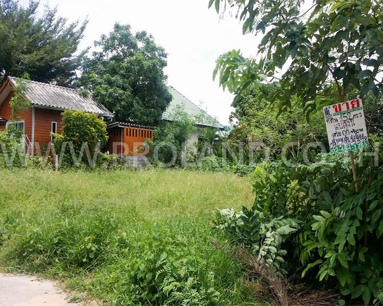 ภาพขายที่ดิน 152 ตรว.  ม.การ์เด้น วิลเลจ ราชบุรี ใกล้ถ้ำเขาบิน
