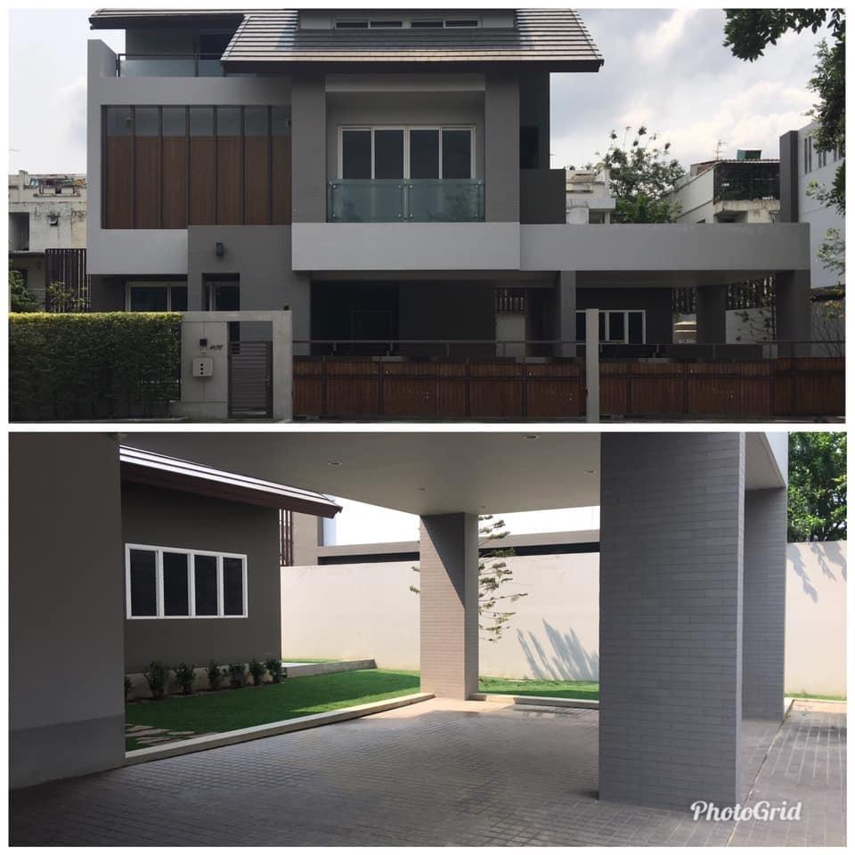 ภาพPDD02 ขายบ้านเดี่ยว 3ชั้น โครงการไพรเวท เนอวาน่า Private Nirvana Residence North  เลียบทางด่วนเอกมัย-รามอินทรา บ้านใหม่ไม่เคยเข้าอยู่ หลังCDC โครงการหรู่ เหมาะซื้ออยู่อาศัย