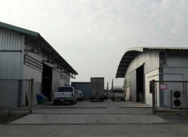 ขายโรงงาน พร้อมโกดัง และพื้นที่เปล่า เนื้อที่รวม 2.86 ไร่ ซ.สังฆสันติสุข 30 ทำเลดี ย่านหนองจอก น้ำ ไฟ พร้อมใช้งาน
