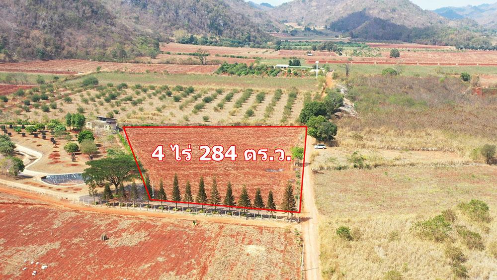 ขายที่ดินเขาใหญ่ #ปากช่อง ติดถนน วิวภูเขา 360 ต.หนองน้ำแดง อ.ปากช่อง