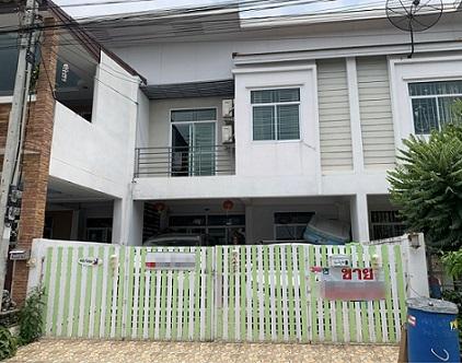 ขายทาวน์เฮาส์ 2 ชั้นสไตล์บ้านเดี่ยว หมู่บ้านไทยสมบูรณ์ 3 (พลพัฒน์) คลองหลวง ปทุมธานี