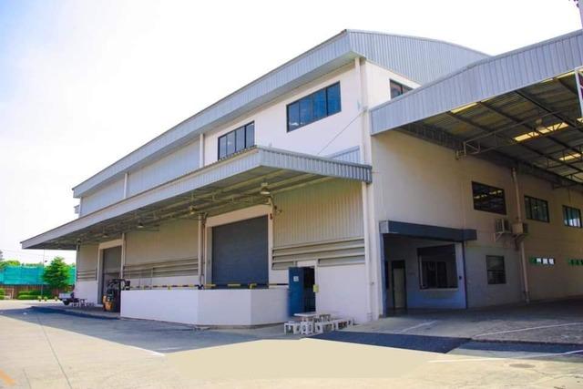 BS406ขายโรงงานพร้อมสำนักงานพื้นที่ใช้สอยกว่า 10,430 ตรม.อำเภอบางกรวย นนทบุรี ใกล้ถนนนครอินทร์
