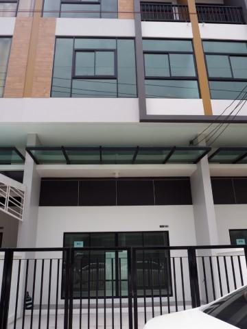 ภาพรหัสทรัพย์ 6592 Home Office 3.5 ชั้น โครงการ Trio