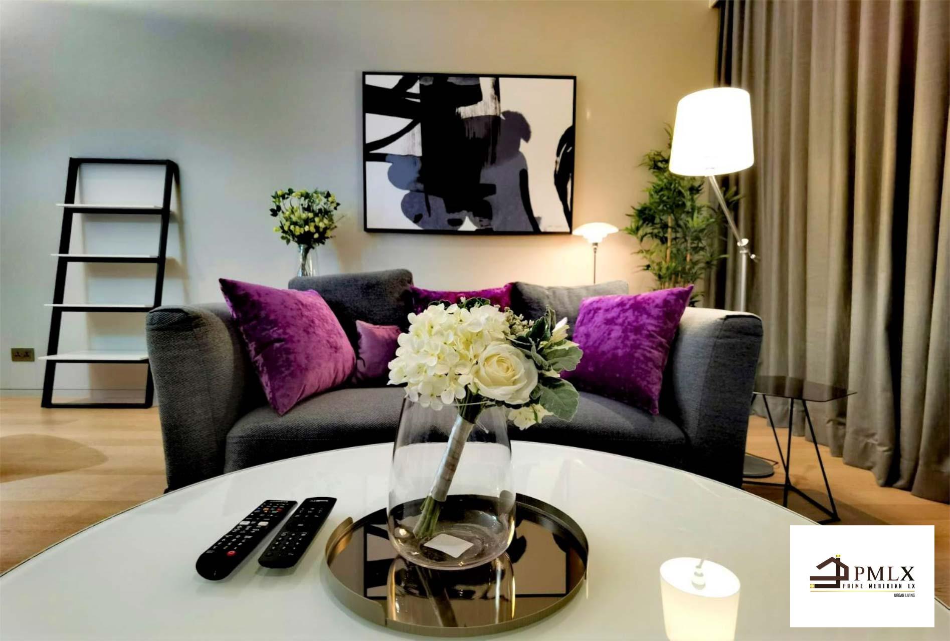 ภาพTela Thongor - For Sale / Rent - Brand New Beautifully Furnished 2 Bed