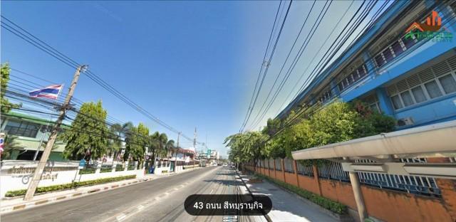 ภาพที่ดินใกล้สถานีรถไฟฟ้ามีนบุรี