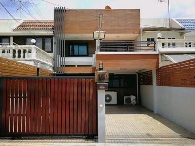 ภาพBK62 ให้เช่าทาวน์เฮ้าส์ 2ชั้น ซอยลาดพร้าว 54ทับ1 ใกล้MRTลาดพร้าวบ้านสวยตกแต่งพร้อมอยู่