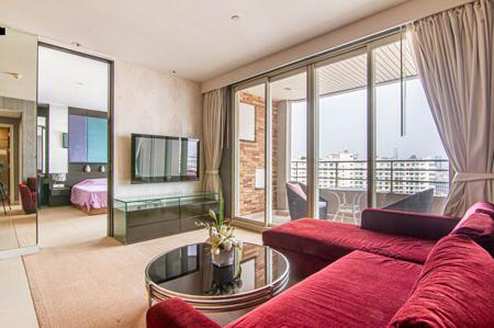 ภาพให้เช่า คอนโด watermark เจ้าพระยาริเวอร์ 105 ตรม. 2 นอน 2 น้ำ ชั้น 33 ทิศ เหนือ วิว เมือง Fully furnished