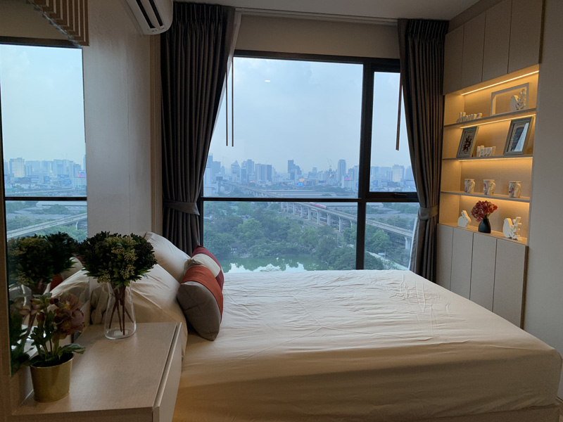 ให้เช่า LPN Suite Makkan 1 BR 27 sqm.22th Fl. (room no.2213)