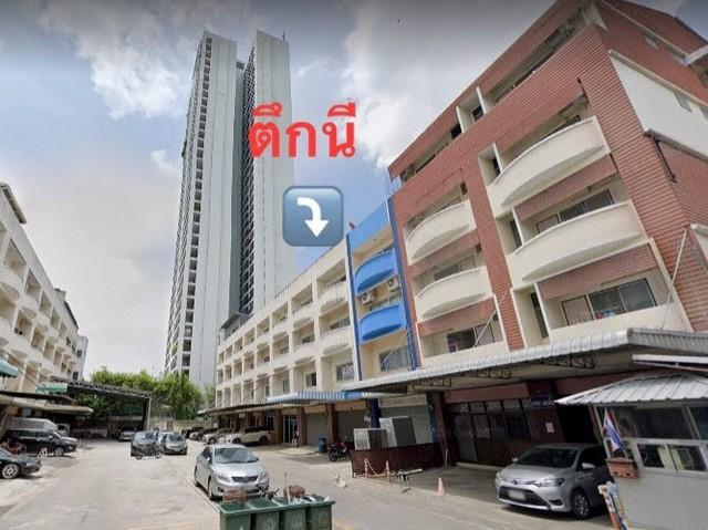 ขายอาคารพาณิชย์ 32 ตร.ว. ซอยมิตรภาพ ถนนบางนาตราด ใกล้เมกาบางนา