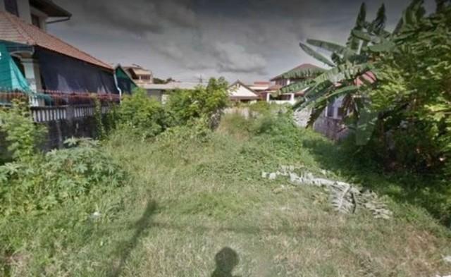 ภาพขายที่ดิน ในเมืองอุบลราชธานี เนื้อที่ 76.9 ตรว