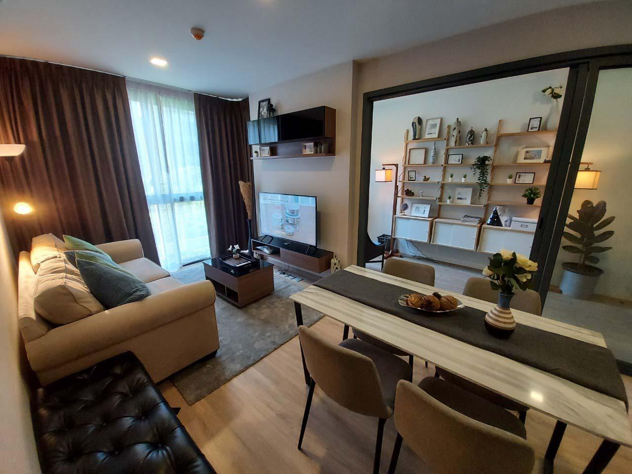 ภาพTaka Haus Ekkamai - Brand New Beautifully Furnished 2 Bedroom Corner Unit / Ready To Move In