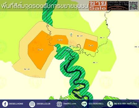 ภาพขายที่สีส้ม 2,773ตรว บ้านดอนมะกอก ทางเกวียน ระยอง