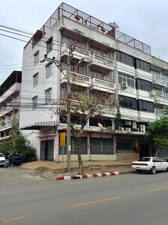 ภาพขายตึกแถว อาคารพาณิชย์ จอมทอง19 พระราม2 ซอย28 ถนนกว้าง จอดรถสะดวก