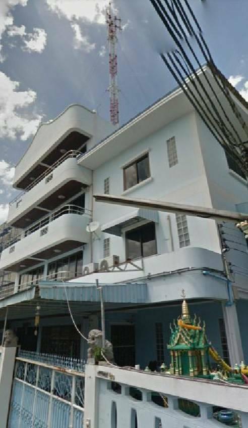 ภาพให้เช่า 80,000/ต่อเดือน อาคารสำนักงาน 4 ชั้น 2 อาคาร พร้อม โกดัง ถนนรามอินทรา14 (มัยลาภ) และประเสิรฐมนูกิจ 29