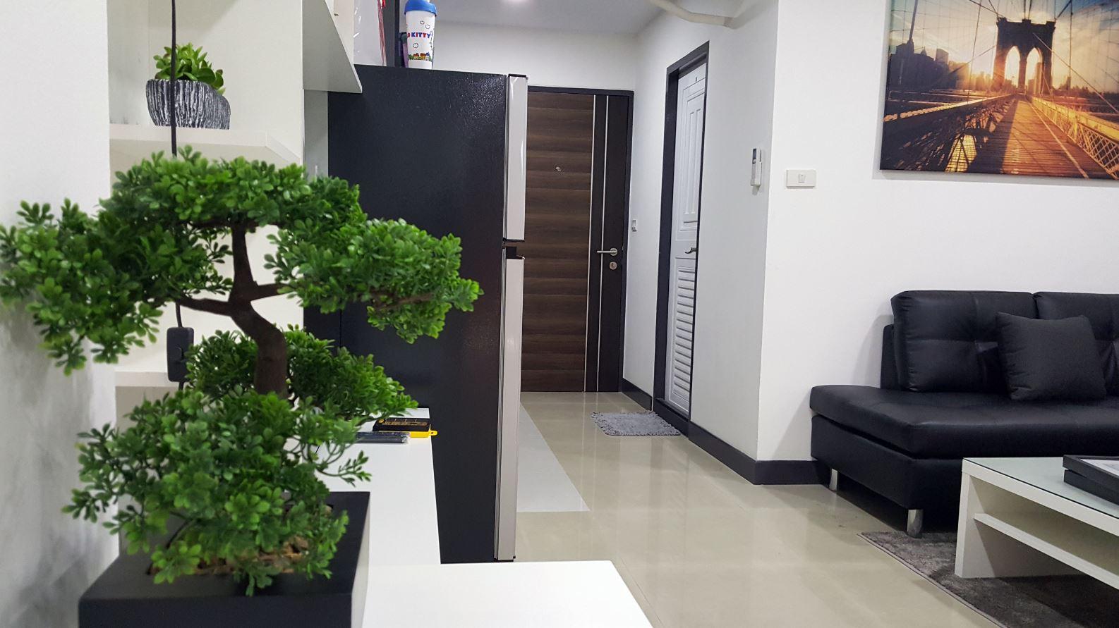 ภาพให้เช่า Sukhumvit Suite คอนโดแต่งครบพร้อมอยู่ สุขุมวิท 13