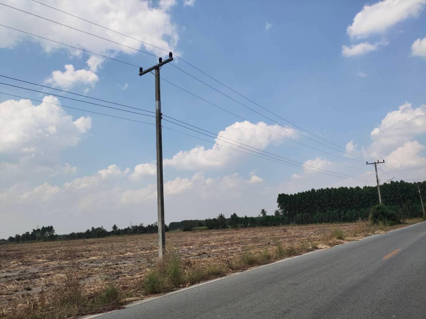 ภาพขายที่ดินเปล่า อำเภอบ้านบึง จังหวัดชลบุรี