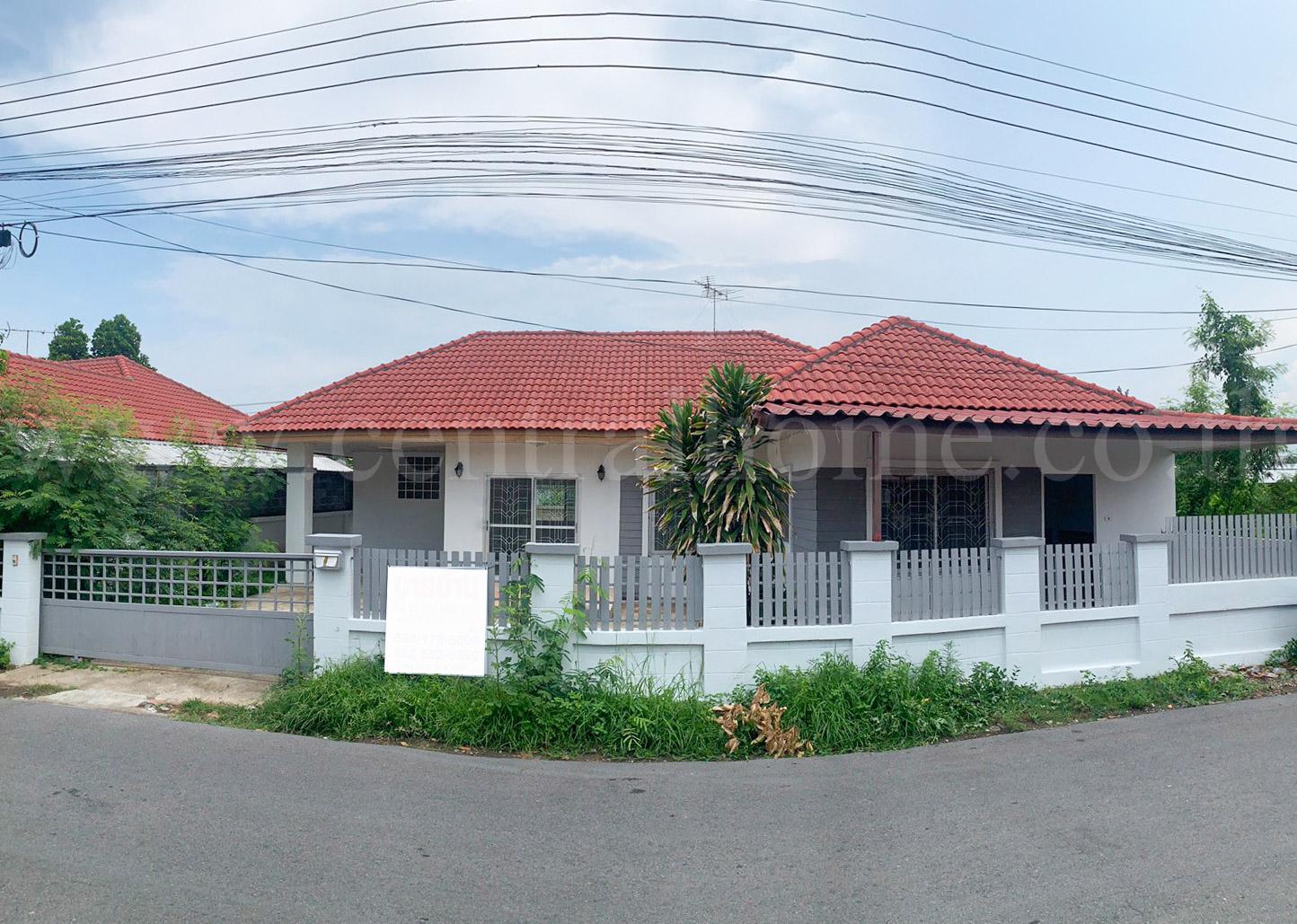 ภาพบ้านเดี่ยว หมู่บ้าน พรจิรา รังสิต - คลอง 7