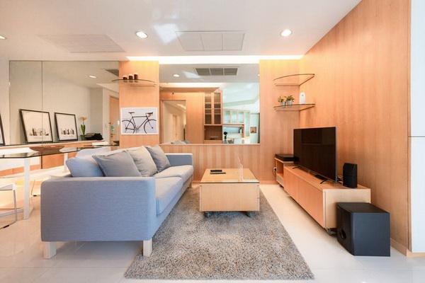 ภาพ(เช่า) FOR RENT BAAN NONSI CONDOMINIUM / 1 bedroom / 70 Sqm.**27,000** Fully Furnished. Cozy Decorated. CLOSE BTS CHONGNONSI