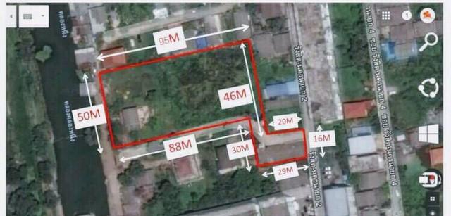 ภาพขายที่ดิน 3ไร่ 156 ตารางวา พหลโยธิน94