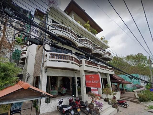 ภาพขายโรงแรมป่าตองเนื้อที่ 129 ตรว. ติดถนนนาใน ภูเก็ต