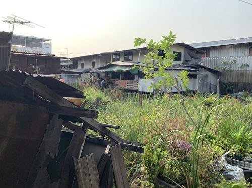 ภาพขายที่ดินติดถนนปู่เจ้าสมิงพราย 3ไร่ 1งาน 8.0ตรว