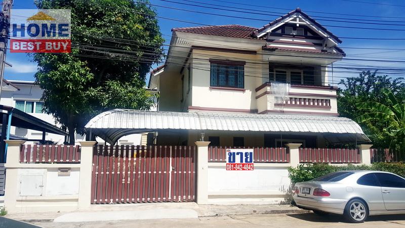 ภาพขายบ้านเดี่ยว หมู่บ้านปิยวรารมย์3 ถนนบ้านกล้วย-ไทรน้อย นนทบุรี