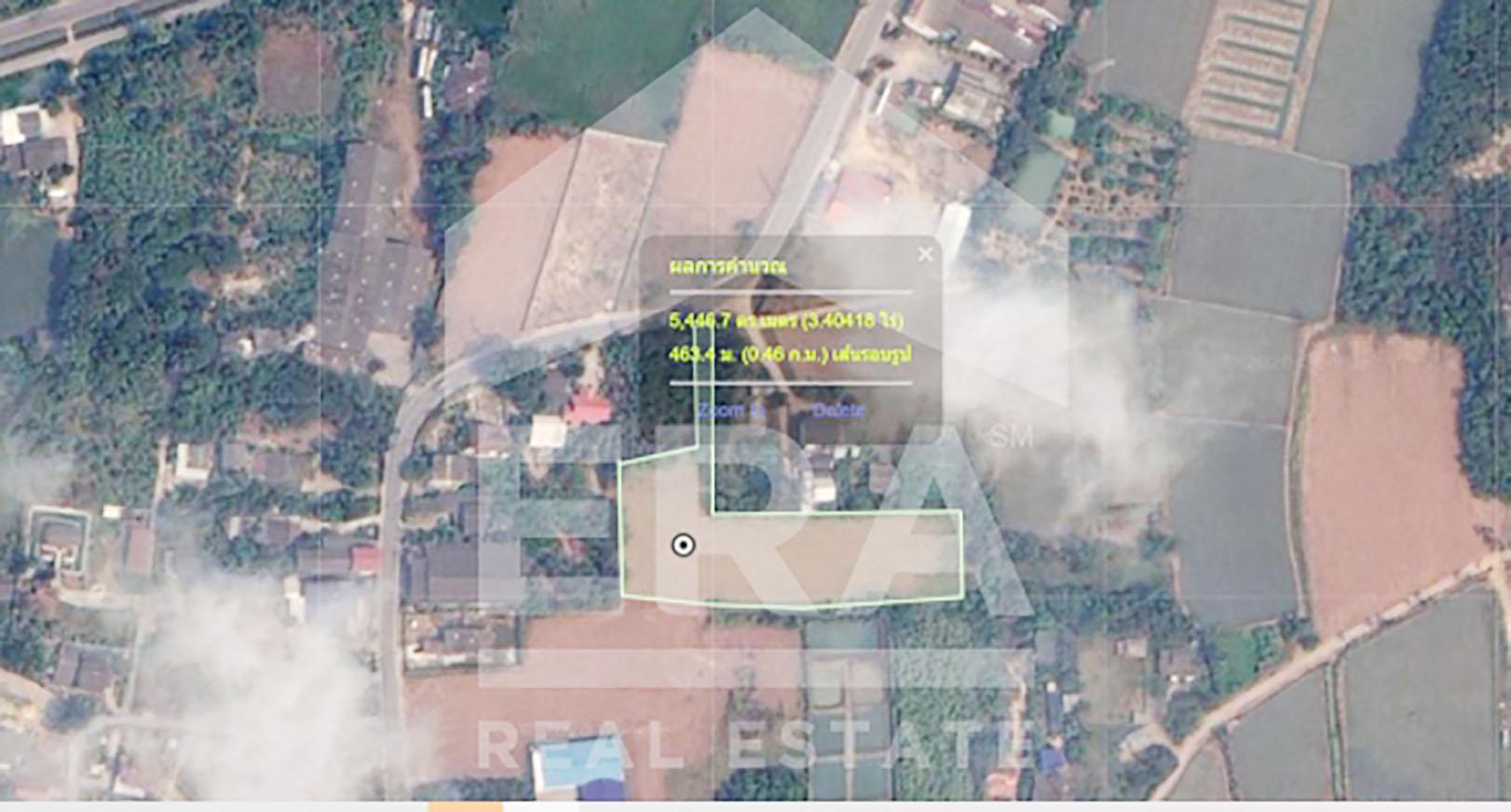 ภาพ84574 ที่ดินเปล่า 4-0-61.8 ไร่ อ.บ้านโป่ง ราชบุรี