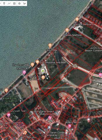 ภาพขายที่ดิน  5-2-27 ไร่ ชลบุรี  65 ล้าน