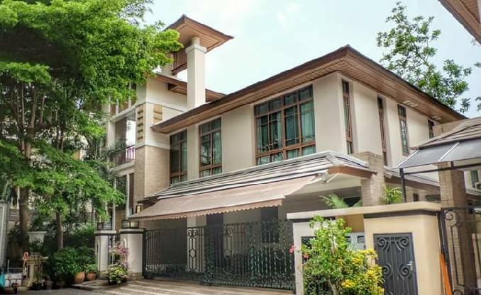 ให้เช่า 200,000/ต่อเดือน บ้านเดี่ยว 2 ชั้น บ้านแสนสิริ สุขุมวิท 67 (Baan Sansiri Sukhumvit 67) ตกแต่งพร้อมอยู่หรือเป็นบ้านเปล่าก็ได้