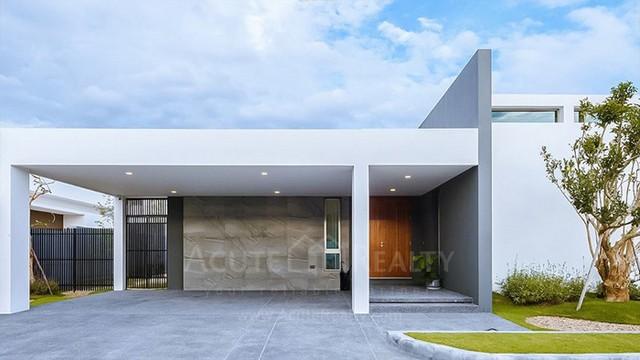 ภาพบ้านเดี่่ยวชั้นเดียวเฟอร์นิเจอร์บิวท์อิน อ.หางดง