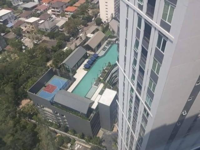 ภาพแชปเตอร์วัน อีโค รัชดา ห้องสตูดิโอ 23.69 ตร.เมตร