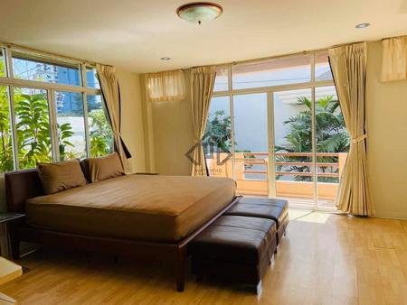 บ้าน สุขุมวิท พร้อมพงษ์ ให้เช่า 4ห้องนอน สภาพดี