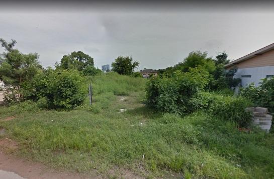 ภาพขายที่ดินนครราชสีมา 288 ตารางวา ถมดินสูงกว่าถนน