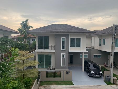 ภาพขายบ้านแฝด 2 ชั้น หลังริม หลังริม เดอะทรัสต์ วิลล์ กาญจนาภิเษก – หทัยราษฎร์ โทร 0871515987