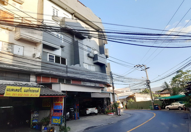 ภาพขาย อาคารพาณิชย์ ซอยนวมินทร์ 111 ถนนนวมินทร์ เขตบึงกุ่ม กรุงเทพมหานคร
