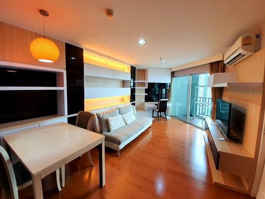ภาพ(เช่า) FOR RENT BELLE GRAND RAMA 9 / 2 beds 1 bath / 57 Sqm.**30,000** Fully Furnished. HOT DEAL. CLOSE MRT RAMA 9