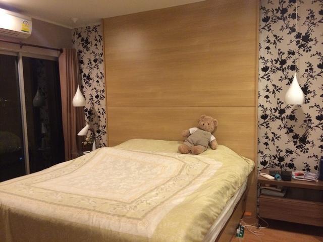 ภาพคอนโด ยูดีไลท์ แอท ห้วยขวาง สเตชั่น 2นอน