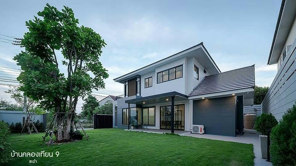 ภาพ+++ ขายบ้านสร้างใหม่ +++ บ้านคลองเทียน 9 ชะอำ บ้านเดี่ยวทำเลคุณภาพ ตั้งอยู่คลองเทียน ซอย 9  (ตรงข้าม ร.พ.ชะอำ)