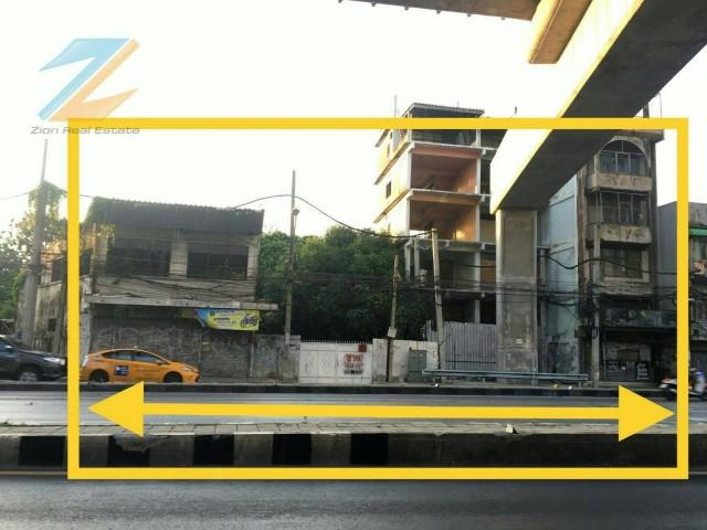 ภาพขายด่วน ที่ดิน1 ไร่  ติดถนนจรัญฯ 65 ใกล้สถานีรถไฟฟ