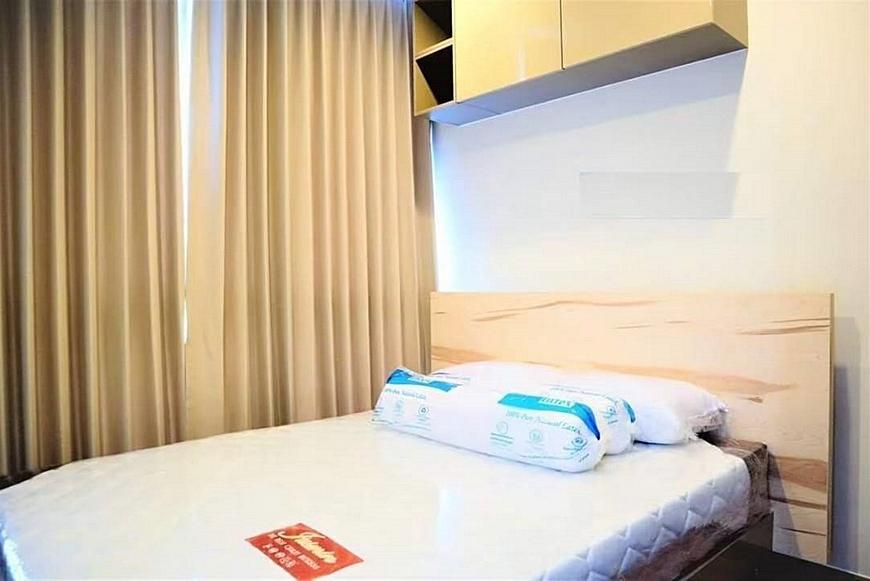 ภาพขาย คอนโด วิช ซิกเนเจอร์ มิดทาวน์ สยาม ใกล้ BTS ราชเทวี แบบ 1 ห้องนอน ตกแต่งครบ