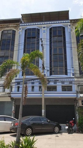 ภาพB190 ให้เช่าอาคารพาณิชย์ 2 คูหา 4 ชั้นครึ่ง ไม่ตีทะลุกัน ซอย ลาดพร้าว 58ทับ1 ถนนลาดพร้าว เหมาะทำออฟฟิต