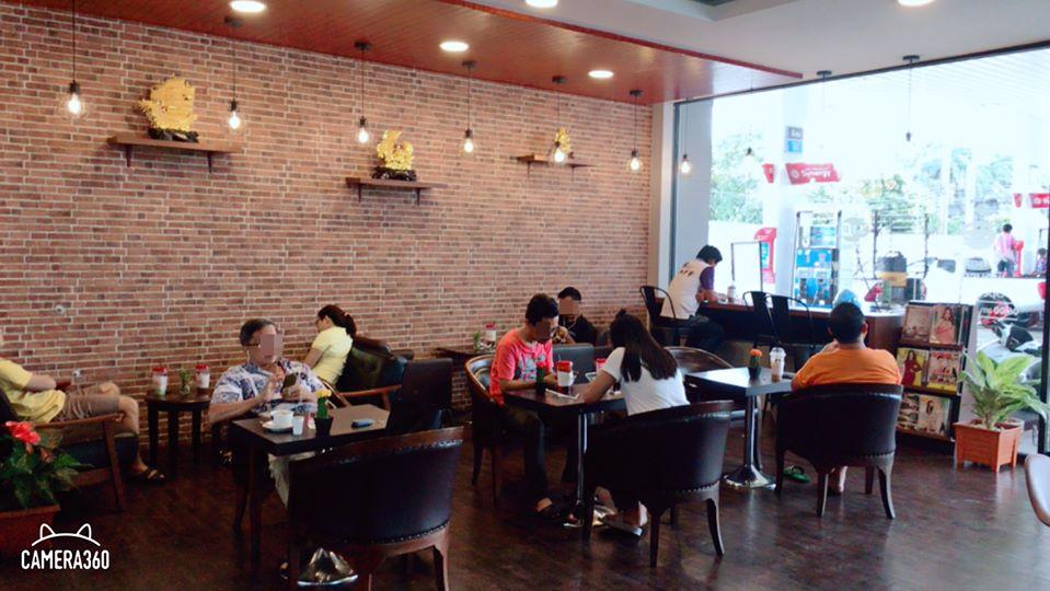 ภาพเซ้งถูกมาก!! ร้านกาแฟ พร้อมแฟรนไชส์ @ในปั๊ม ESSO บึงกุ่ม