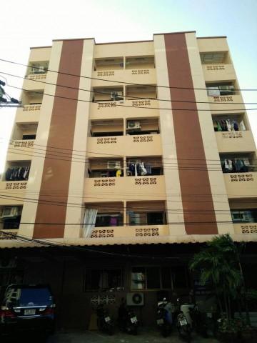 ภาพJSA050610 ขาย หอพัก ตรงข้าม ม.ธุรกิจบัณฑิต  6 ชั้น