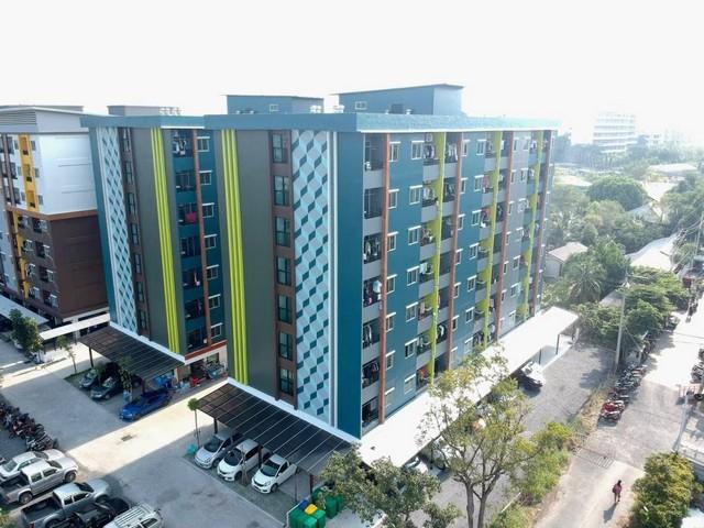 ภาพขายกิจการอพาร์ทเมนท์สร้างใหม่ คลองหก ปทุมธานี